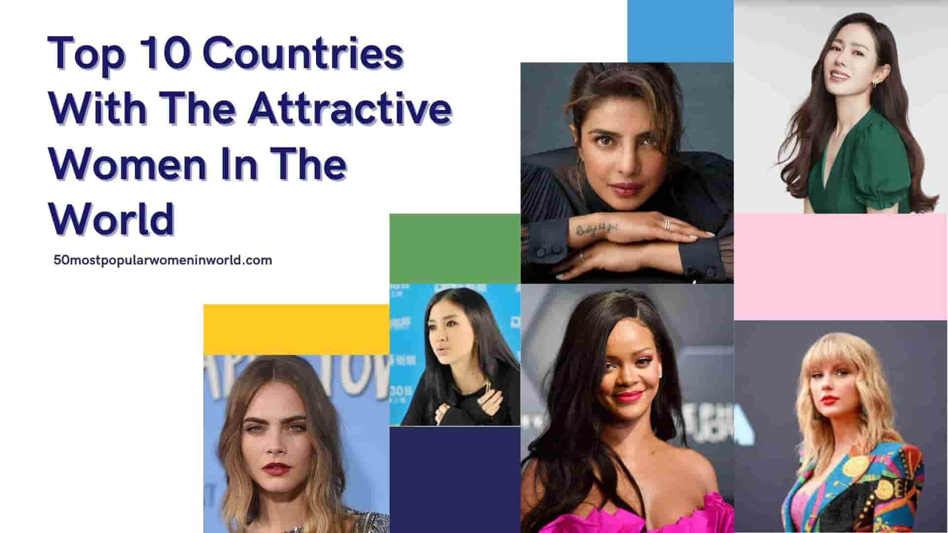 Attractive Women In The World